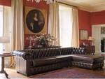 актуална мека мебел честърфийлд еко кожа