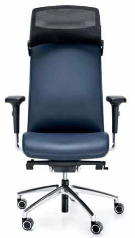 Директорски стол Action 110SFL chrome