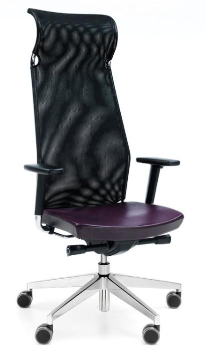 Директорски стол PERFO III 11S chrome