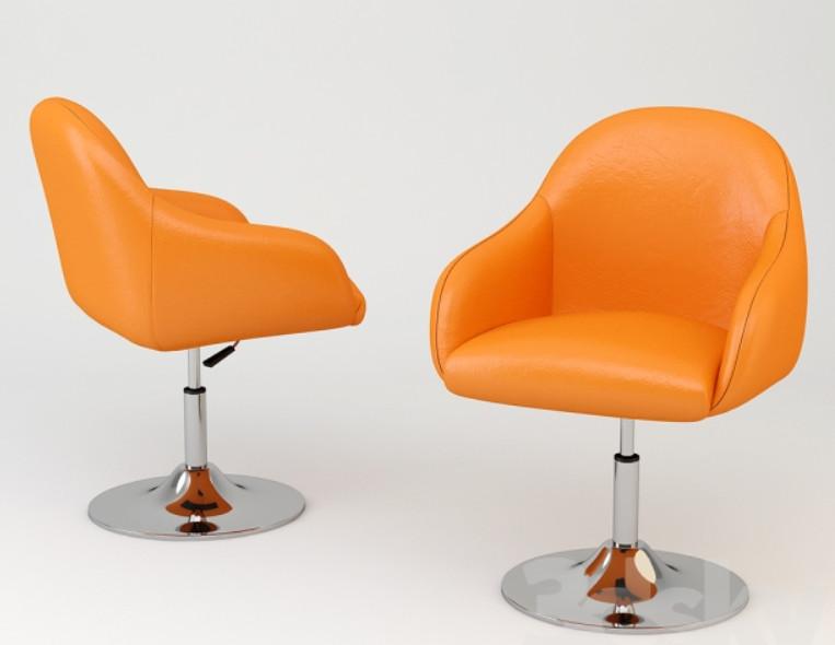 Посетителско кресло Wait 1S chrome