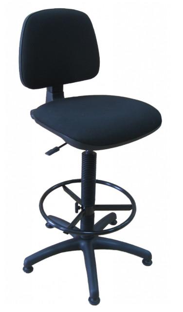 Работен стол PLUTON с RING BASE