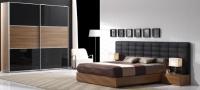 промоция Спален комплект с легло тапицерия