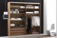 промоция гардероб по проект