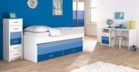 промоция Детска стая - в бяло и нюанси на синьото